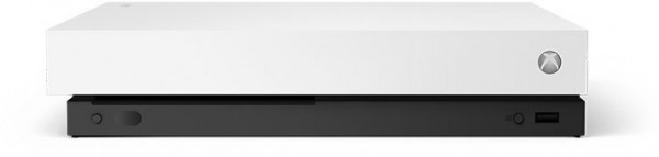 Microsoft Xbox One X 1TB weiß