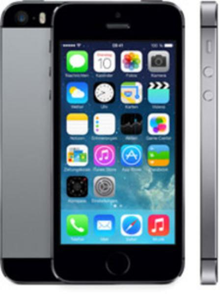 Apple iPhone 5s 32GB Spacegrau Smartphone ohne Simlock/Branding/Vertrag*TOP