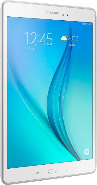 SAMSUNG Galaxy Tab A weiß 9.7 Zoll Wifi WLAN Android 5.0 Tablet 16GB Quad-Core