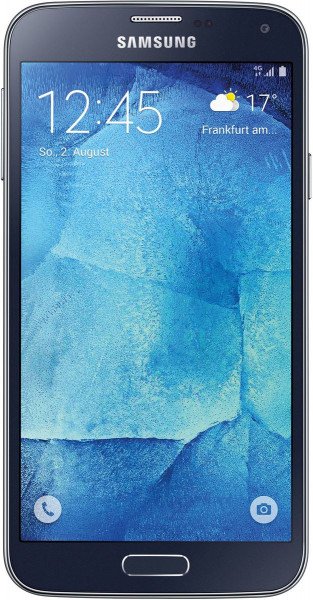 "Samsung Galaxy S5 neo schwarz LTE Android Smartphone 5,1"" Display ohne Simlock"