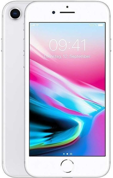 Apple iPhone 8 silber 64GB