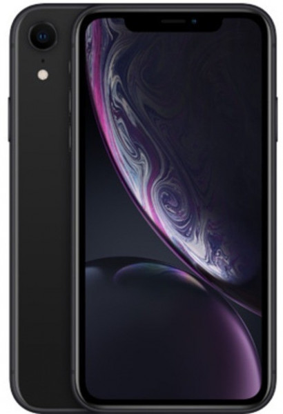 Apple iPhone XR Schwarz 64GB