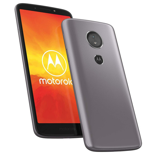 "Motorola Moto E5 DualSim flash grey 16GB LTE Android Smartphone 5,7"" 13 MPX"
