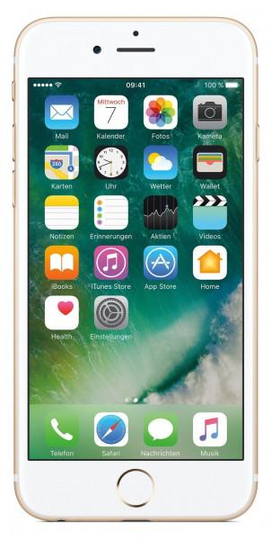"Apple iPhone 6s 128GB gold LTE iOS Smartphone ohne Simlock 4,7"" Display 12MPX"