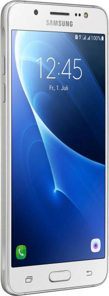 """Samsung J510F Galaxy J5 2016 DualSim weiß 16GB LTE Android Smartphone 5,2"""" 13MP"""