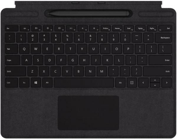 Microsoft Surface Pro X Signature Keyboard mit Slim Pen Bundle