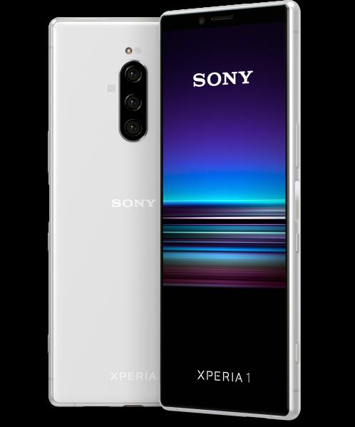 Sony Xperia 1 DualSim weiß 128GB