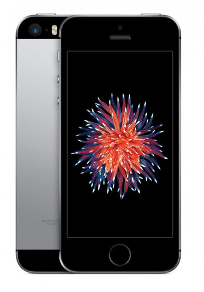 "Apple Iphone SE 32GB LTE iOS Smartphone 4"" Retina Display 12 Megapixel 4K"