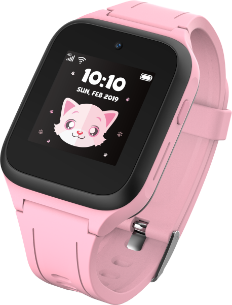 TCL MT40X MOVETIME Family Watch Kids Pink