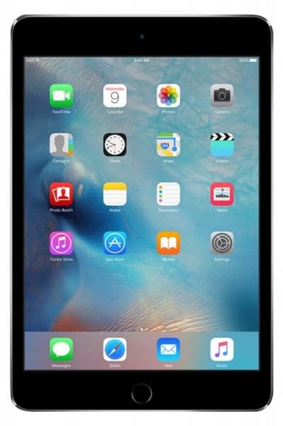 Apple iPad mini 4 WiFi+4G Cellular IOS Tablet LTE 128GB Spacegrau 7,9 Zoll