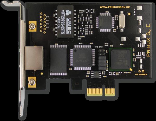 Gerdes - PrimuX S0 E Server Controller
