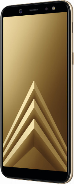 """Samsung A600F Galaxy A6 DualSim gold 32GB LTE Android Smartphone 5,6"""" 16MPX"""