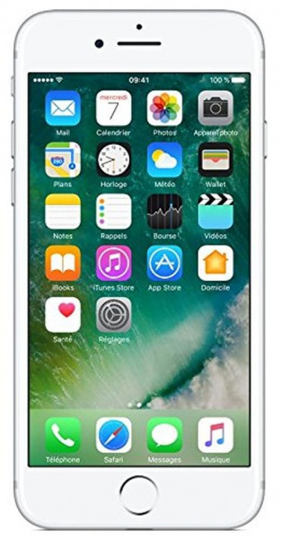 "Apple iPhone 7 256GB Silber LTE IOS Smartphone ohne Simlock 4,7"" Display 12 MPX"