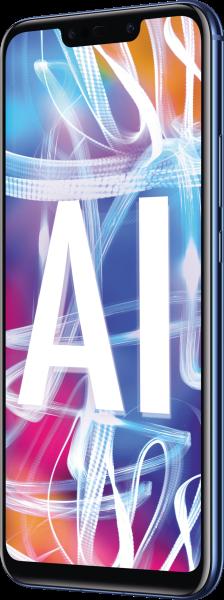 "Huawei Mate 20 lite DualSim blau 64GB LTE Android Smartphone 6,3"" Display 20MPX"