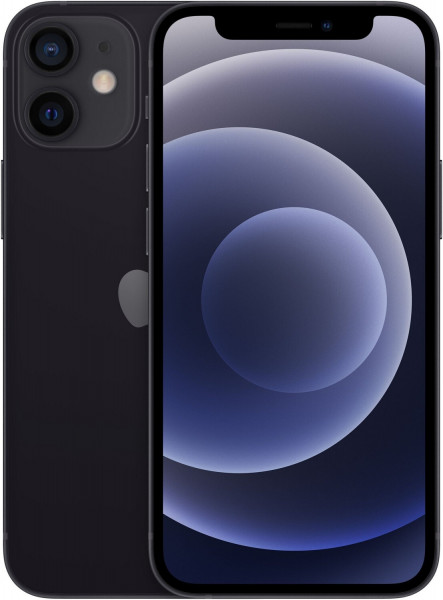 Apple iPhone 12 schwarz 128GB