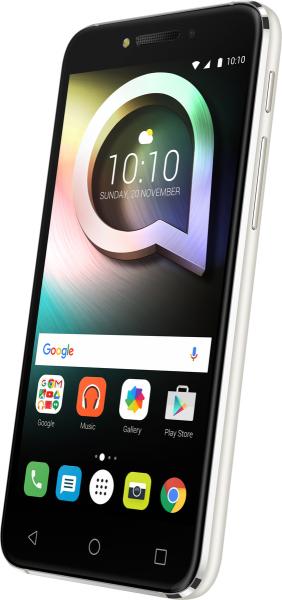 """ALCATEL SHINE lite 5080X 5"""" 16GB satin gold Smartphone ohne Simlock Android"""
