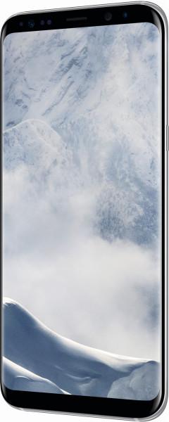 "Samsung Galaxy S8+ 64GB Arctic Silver LTE Android Smartphone ohne Simlock 6,2"""