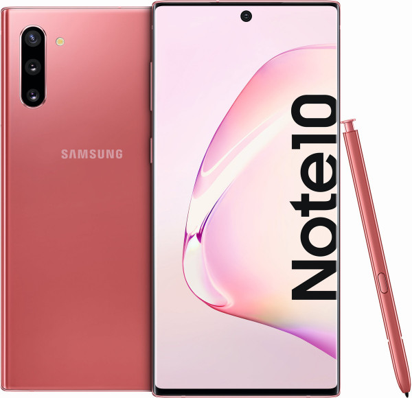 """Samsung N970F Galaxy Note 10 DualSim 256GB LTE Android Smartphone 6,3"""" 12 MPX"""
