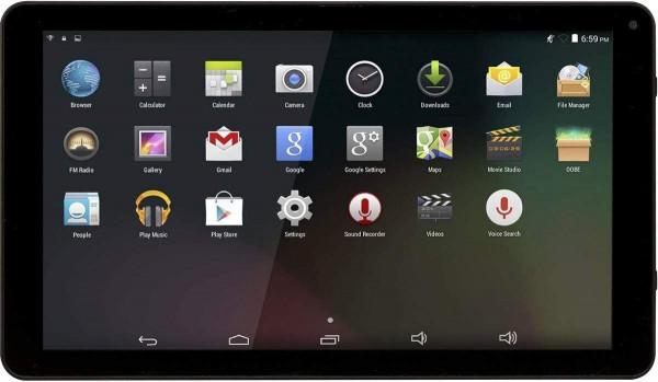 "Denver TAQ-10473 10.1"" mit Android 10 Go 16GB WiFi"