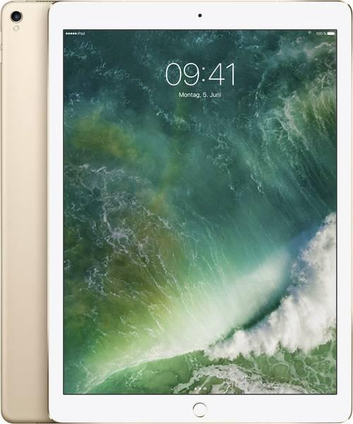 Apple iPad Pro 12.9 (2017) gold 64GB WiFi + 4G