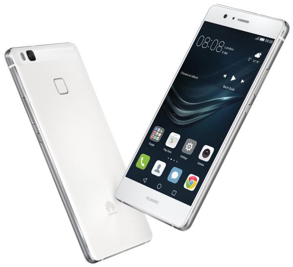 Huawei P9 lite weiß Dual SIM Hybridslot 5,2 Zoll Android Telefon 16GB Speicher