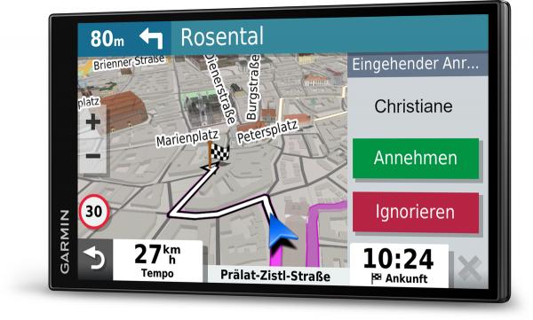 """Garmin DRIVE Smart 65 MT-D EU PKW Navigation 6,95"""" Touchscreen Europakarte"""