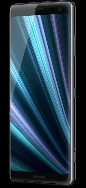 "Sony Xperia XZ3 schwarz 64GB Telekom LTE Android Smartphone 6"" Display 19 MPX"