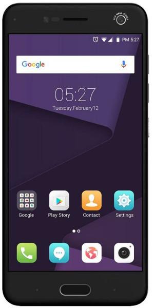 "ZTE Blade V8 grau 32GB Dual Sim LTE Android Smartphone ohne Simlock 5,2"" 13MPX"