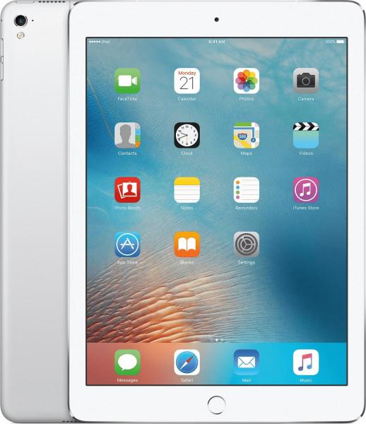 Apple iPad Pro 9.7 (2016) 128GB silber WiFi + 4G iOS Tablet Bluetooth 5MPX