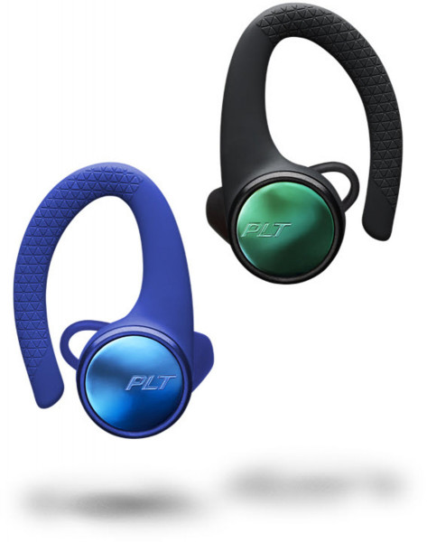 Plantronics BACKBEAT FIT 3150 True Wireless Sport Earbuds blue