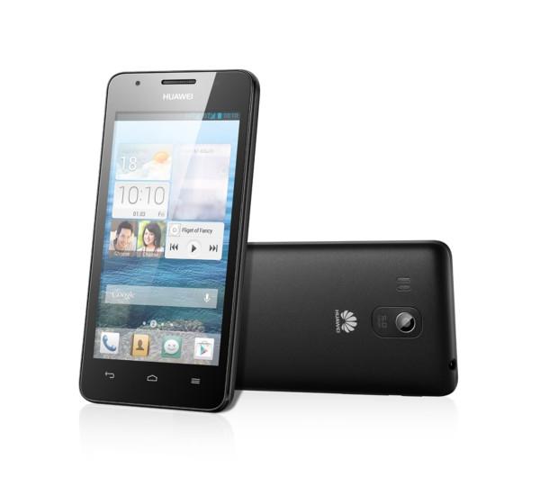 Huawei Ascend G525 Dual SIM schwarz 4GB Android 4,5 Zoll Smartphone ohne Simlock