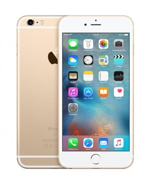 """Apple iPhone 6s Plus 16GB Gold LTE IOS Smartphone ohne Simlock 12 Megapixel 5,5"""""""