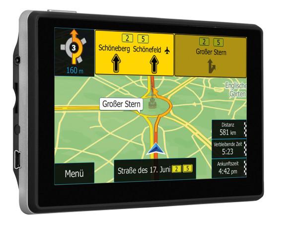 Blaupunkt Travelpilot 53² CE LMU 5 Zoll Display Zentraleuropa Navigationsgerät