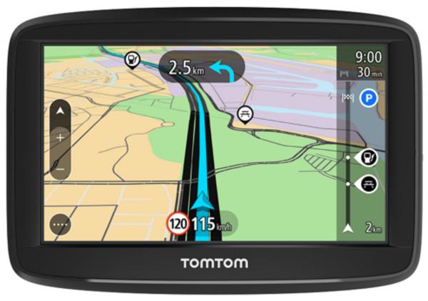 TomTom Start 42 CE T 4,3-Zoll Display 19 Länder Zentraleuropa