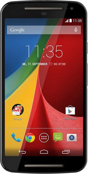 Motorola Moto G 2. Gen schwarz