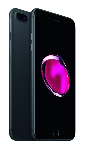 Apple iPhone 7 Plus 128GB Schwarz 5,5 Zoll Display iOS Smartphone ohne Simlock