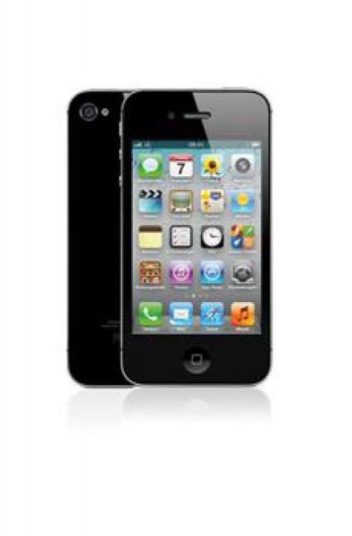 "Apple iPhone 4S 8GB schwarz IOS Smartphone 3,5"" Display ohne Simlock 8 Megapixel"