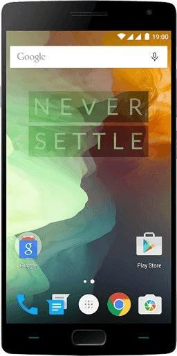 OnePlus A2003 DualSim schwarz 64 GB