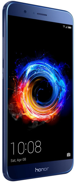 "Honor 8 pro blau 64GB DualSim LTE Android Smartphone ohne Simlock 5,7"" Display"