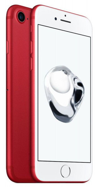 "Apple iPhone 7 256GB ROT IOS LTE Smartphone ohne Simlock 4,7"" Display 12MPX"