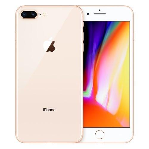 Apple iPhone 8 Plus Gold 256GB LTE IOS Smartphone ohne Simlock 4,7 Zoll Display