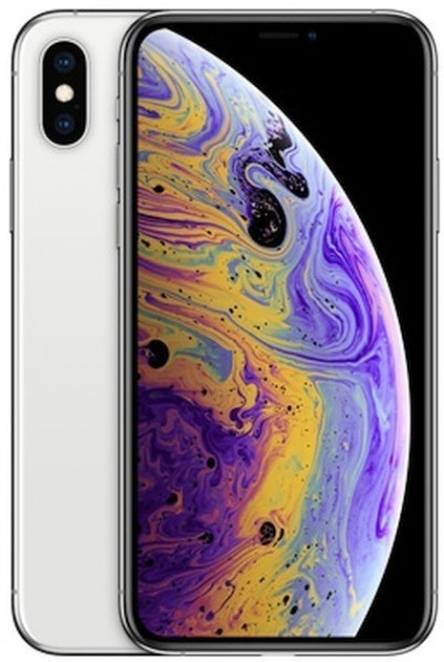 Apple iPhone XS silber 64GB REFURB