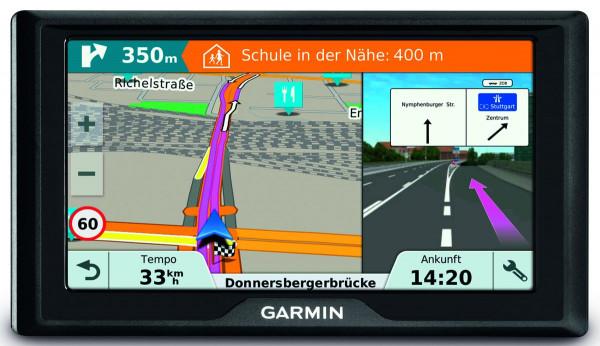 Garmin DRIVE 61 LMT-S CE 6 Zoll Display 22 Länder TMC