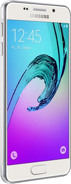 Samsung A310F GALAXY A3 2016 weiß 16GB LTE Android Smartphone ohne Simlock 13 MP