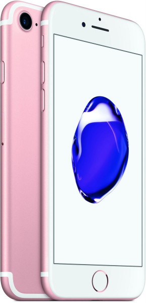 "Apple iPhone 7 32GB Rosegold LTE iOS Smartphone ohne Simlock 4,7"" Retina Display"