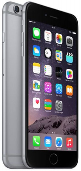Apple iPhone 6 Plus 64 GB Spacegrau IOS Smartphone ohne Simlock/ Vertrag