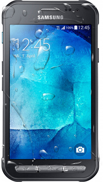 Samsung Galaxy Xcover 3 dunkelsilber 8GB Outdoor Android Smartphone ohne Simlock
