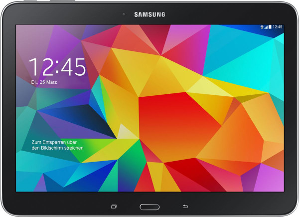 "Samsung GALAXY Tab 4 10.1 WiFi Wlan 10"" Display Android Tablet PC schwarz 16GB"