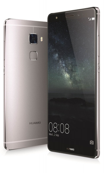"Huawei Mate S grau 32GB LTE Android Smartphone ohne Simlock 5,5"" Display 13 MPX"