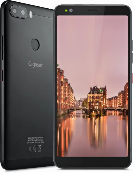 Gigaset GS370 Plus DualSim schwarz 64GB